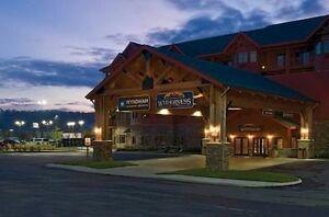 Sevierville, TN, Wyndham Great Smokies Lodge, 2 Bed Pres, 30 Jun-3 Jul ENDS 6/15