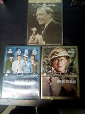Frank Sinatra 3 DVD Primetime + Robin And The 7 Hoods + None But The Brave