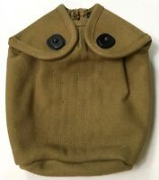 WWI WWII US USMC MARINE P1912 CANTEEN CARRY COVER