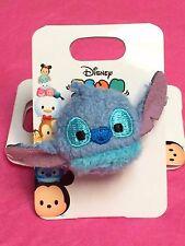Disney Tokyo Store TDL Tsum Tsum Stitch Plush Badge pin NOC - Authentic Disney