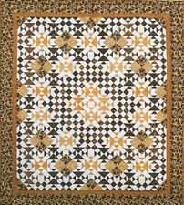 New Pieced Quilt Pattern  84x95