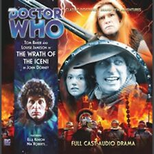 DOCTOR WHO Big Finish Audio CD Tom Baker 4th Doctor 1.3 THE WRATH OF THE ICENI