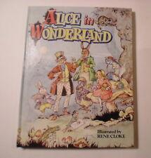 Alice in Wonderland, Rene Cloke, Derrydale publisher, 1990