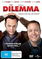 The Dilemma (DVD, 2011) Region 2,4,5-Brand New In Plastic-Free Postage-Compare !