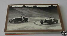 N2 - Brooklands race track , Oct 15th c.1927 Postcard