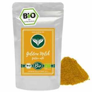 BIO Goldene Milch | Golden Milk | Kurkuma Latte Gewürzmischung 250g