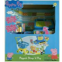 Peppa Pig Cash Register and Shopping Trolley Playset ¡FREE AND FAST DELIVERY!