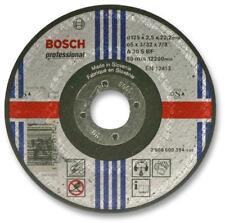 Metal Straight Cutting Disc 125 x 2.5 x 22.23mm