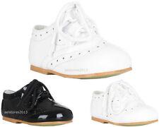 Chaussures moyens en synthétique à lacets pour garçon de 2 à 16 ans