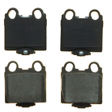 Disc Brake Pad Set Rear Federated D771C
