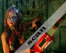 Linnea Quigley in Body Paint from Hollywood Chainsaw Hookers 8X10 Photo #1442