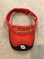 vintage DALE EARNHARDT JR #8 NASCAR SUN VISOR by WINNERS CIRCLE ball cap hat