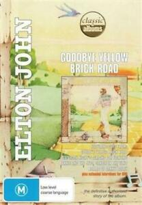 ELTON JOHN Goodbye Yellow Brick Road DVD NEW