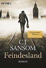 Feindesland: Roman - Der Bestseller aus England von Sans... | Buch | Zustand gut