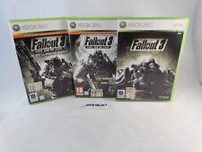 FALLOUT 3 BUNDLE + 2 ADD-ON PACK (TUTTI I 4 DLC) MICROSOFT XBOX 360 PAL ITALIANO