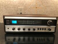 Mint FISHER AM/ FM STEREO 180 RECEIVER Perfect Working Condition