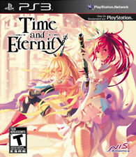 Time and Eternity PS3 New PlayStation 3, Playstation 3