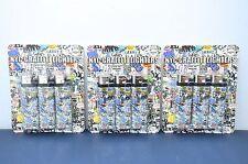 Lot 3 NYC SOMA DSENSE Graffiti Sticker Print Lighter Packs (3-in-pack-9 in total