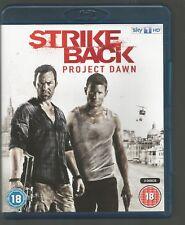 STRIKE BACK - SERIES 2  PROJECT DAWN - UK BLU-RAY (3-DISC SET) Philip Winchester