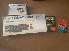 COMMODORE VIC 20-COLOUR COMPUTER