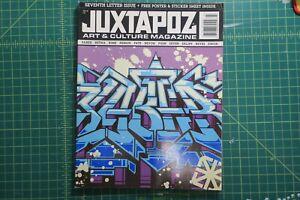 Juxtapoz Magazine Number 78 July 07 seventh letter revok ewok rime Graffiti