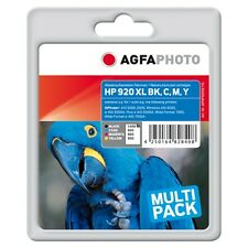 APHP920SETXL-C2N92AE CARTUCCE RIGENERATE AGFAPHOTO PER HP OFFICEJET 6500 WIRELES