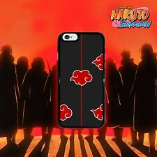 Naruto Akatsuki iPhone 4 4s 5 5s 5c 6 6s Plus iPod Touch 5 6 7 8  Phone Case