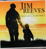 "JIM REEVES Brand New GOSPEL CD ""PRECIOUS MEMORIES"" 20 TracksCountry Gospel"