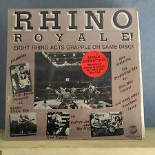 VARIOUS Rhino Royale 1978 USA Vinyl LP EXCELLENT CONDITIOON