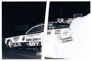 "1970s Drag Racing-Tom ""Mongoose"" McEwen-1975 Duster AA/Funny Car-CAPITOL Raceway"