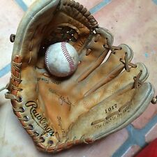 rawlings baseball glove fastback 1017 deep well pocket for left hand hinged pad