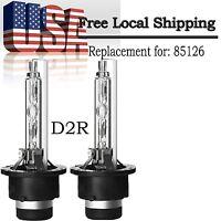 Genuine OEM HID Xenon D2S D2R 85126 Headlight Bulbs 5000/6000/8000/10000K