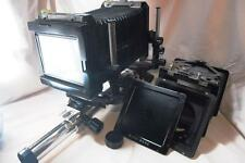 [ VINTAGE] TOYO-VIEW 45 4X5 Large Format Studio Monorail Camera Body w/Hard Case