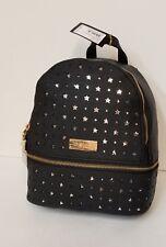 Bebe Trinity Mini Backpack-Black