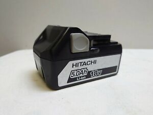 HiKOKI / Hitachi BSL1850 18V 5.0Ah Lithium Battery