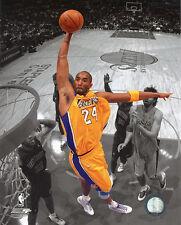 Kobe Bryant 2009 Spotlight Slam Dunk Los Angeles LA Lakers 8x10 PHOTOFILE Photo