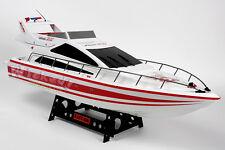 Enorme Heng Long De Radio Control Remoto Rc Motor Doble yate barco de velocidad vela del Atlántico