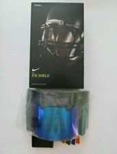 Nike Gridiron Eye Shield Multi-Color Adult Football Eye Shield with Decals New