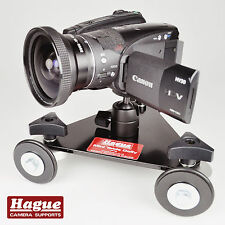 Hague MTD Mini Camera DSLR Dolly Video System for Smooth Video Steady Tracking