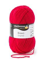 Bravo wolle Schachenmayr (8309 Cherry)