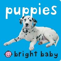Puppies by Priddy Books (Hardback, 2005) New Book