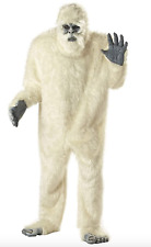 California Costume AbominableSnowman Suit