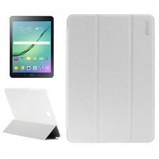 ENKAY Smartcover Weiß für Samsung Galaxy Tab S2 8.0 T710 T715N Hülle Tasche Case