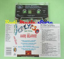 MC CALYPSO FROM JAMAICA compilation 1994 HARRY BELAFONTE no cd lp dvd vhs