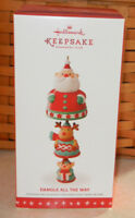 Hallmark 2016 Keepsake Ornament Dangle All The Way Member Exclusive