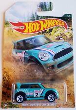 Mini Cooper S Challenger Hot Wheels 1/64