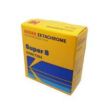 Kodak Ektachrome 100 D Super 8 Film