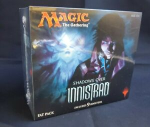 Magic the Gathering MTG SHADOWS OVER INNISTRAD FAT PACK Bundle Sealed NEW