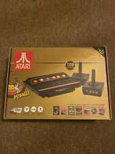 Atari Flashback 8 Gold Hd With Wireless Controllers + 120 Games