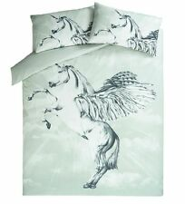 Unicorn Single Duvet Cover Bed Set Bedding Print TOP QUALITY! SINGLE BED